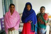 মেহেন্দিগঞ্জে ক্রেতা সেজে চুরি, নারী চোর চক্রের ৩ সদস্য আটক