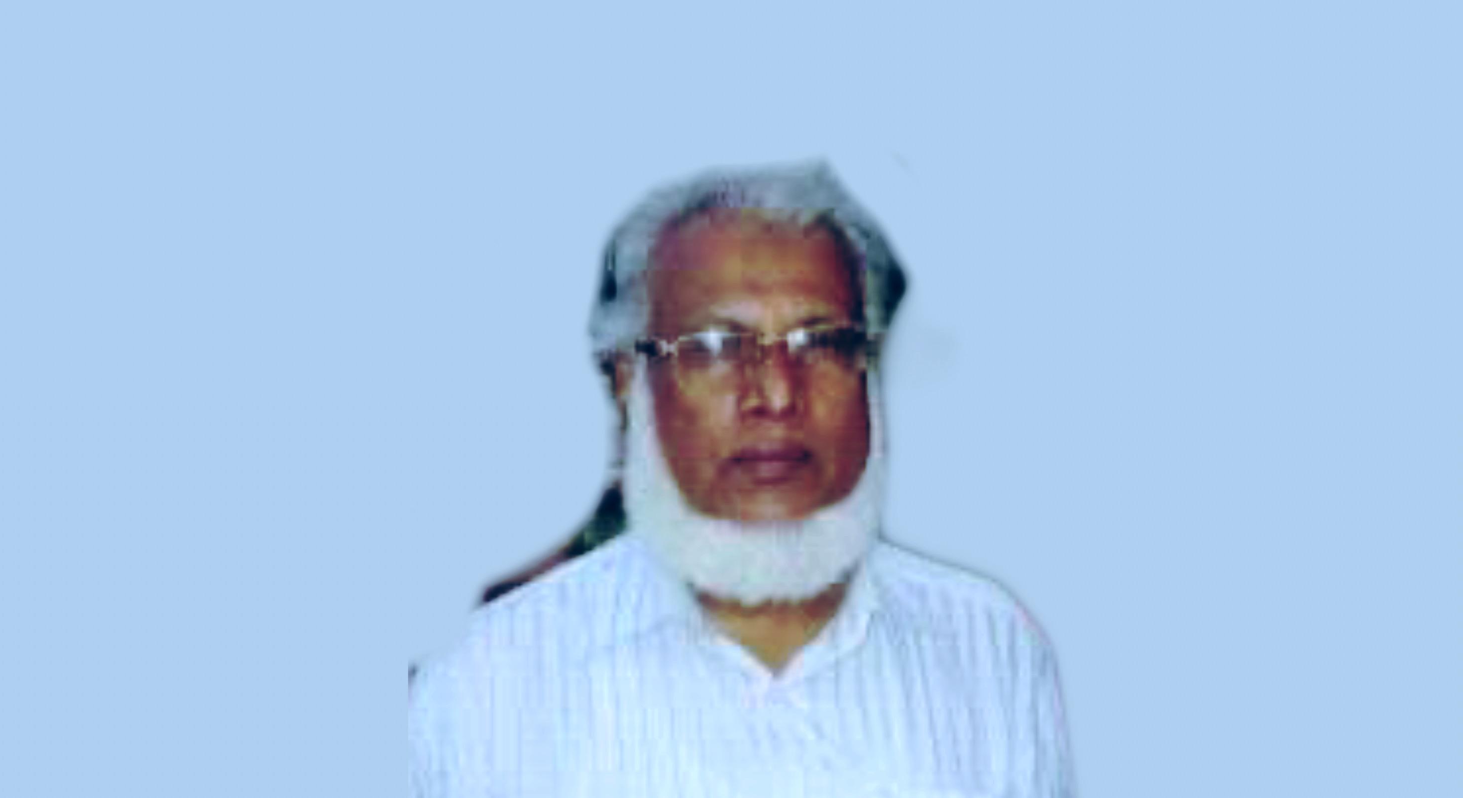 উপজেলা চেয়ারম্যান সাইদুর রহমান রিন্টুর শোক