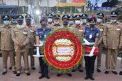 ভোলায় জেলা পুলিশের স্বাধীনতা দিবস উদযাপন