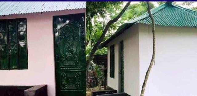 জয়নব বিবির মুখে হাসি ফোটালেন মেয়র সাদিক