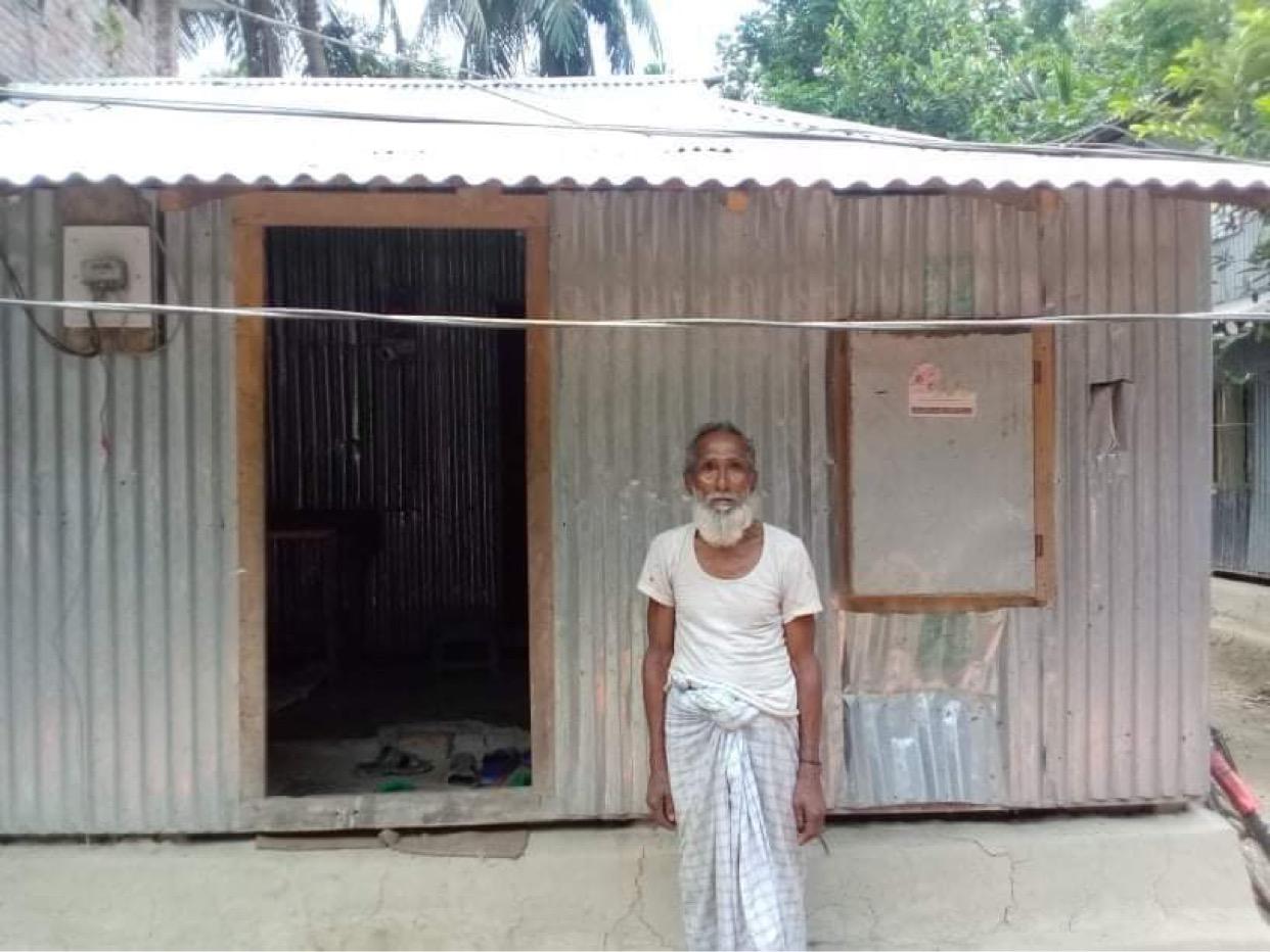 গলাচিপায় বসত ঘরে হামলা-ভাংচুর করায় থানায় অভিযোগ